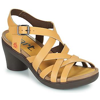 Buty Damskie Sandały Art ALFAMA Beżowy
