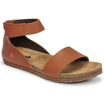 Buty Damskie Sandały Art CRETA Brązowy