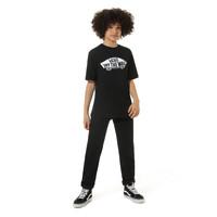 tekstylia Dziecko T-shirty z krótkim rękawem Vans VANS CLASSIC TEE Czarny