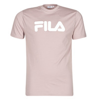 tekstylia T-shirty z krótkim rękawem Fila PURE SHORT SLEEVE Fioletowy