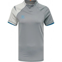 tekstylia Damskie T-shirty z krótkim rękawem Hummel Maillot d'avant match  hmlINVENTUS Femme gris