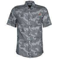 tekstylia Męskie Koszule z krótkim rękawem Kaporal SID Marine