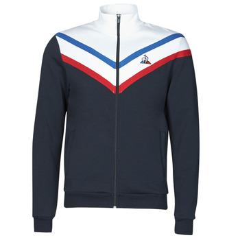 tekstylia Męskie Bluzy dresowe Le Coq Sportif TRI FZ N°1 M Marine