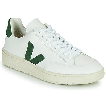 Buty Trampki niskie Veja V-12 Biały / Zielony