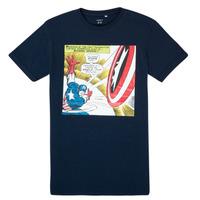 tekstylia Chłopiec T-shirty z krótkim rękawem Name it MARVEL Marine
