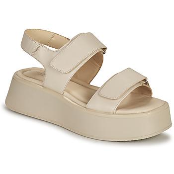 Buty Damskie Sandały Vagabond Shoemakers COURTNEY Beżowy