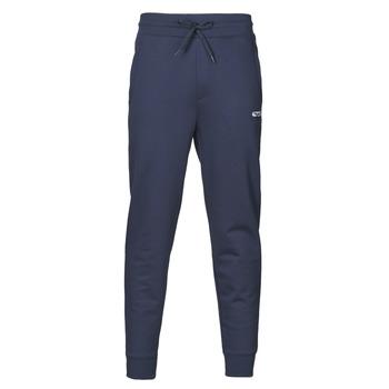 tekstylia Męskie Spodnie dresowe HUGO DIBEX Marine
