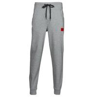 tekstylia Męskie Spodnie dresowe HUGO DOAK Szary