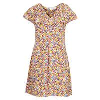 tekstylia Damskie Sukienki krótkie Molly Bracken P1387E21 Beżowy
