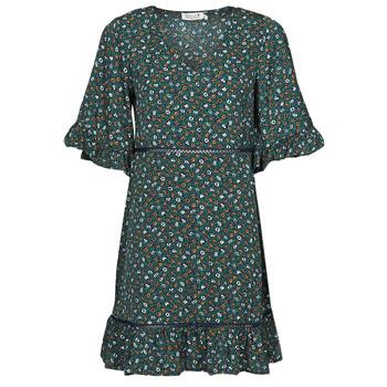 tekstylia Damskie Sukienki krótkie Molly Bracken N90P21 Wielokolorowy