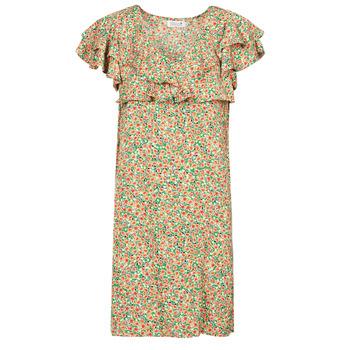 tekstylia Damskie Sukienki krótkie Molly Bracken LA171BP21 Wielokolorowy
