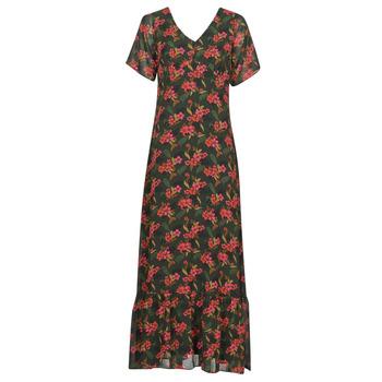 tekstylia Damskie Sukienki długie Molly Bracken PL192P21 Wielokolorowy