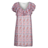 tekstylia Damskie Sukienki krótkie Molly Bracken LA171AE21 Mauve