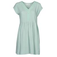 tekstylia Damskie Sukienki krótkie Molly Bracken G801E21 Zielony / Clair