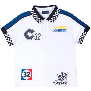 tekstylia Dziecko T-shirty z krótkim rękawem Chicco 09033560000000 Biały