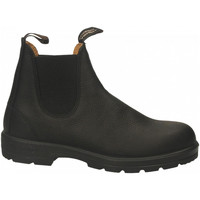 Buty Męskie Buty za kostkę Blundstone BLUNDSTONE COLLECTION black-pebble