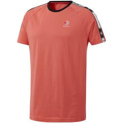 tekstylia Męskie T-shirty z krótkim rękawem Reebok Sport DT8145 Różowy
