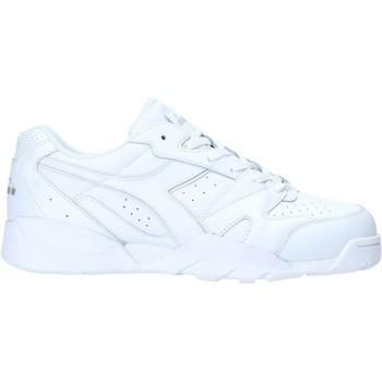 Buty Męskie Trampki niskie Diadora 501175732 Biały
