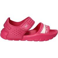 Buty Dziecko Sandały Everlast EV-604 Różowy