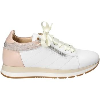 Buty Damskie Trampki niskie Exton E18 Biały