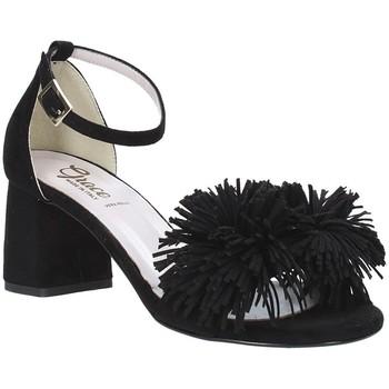 Buty Damskie Sandały Grace Shoes 380020 Czarny