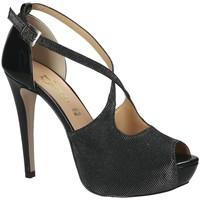 Buty Damskie Sandały Grace Shoes 1552 Czarny
