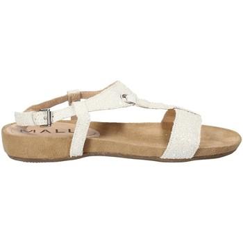 Buty Damskie Sandały Mally 4681 Biały