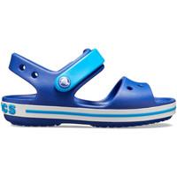 Buty Dziecko Sandały Crocs 12856 Niebieski