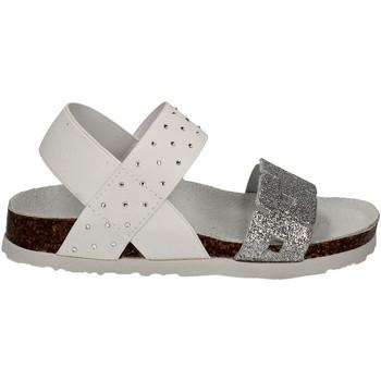 Buty Dziewczynka Sandały Bionatura WANDA Biały