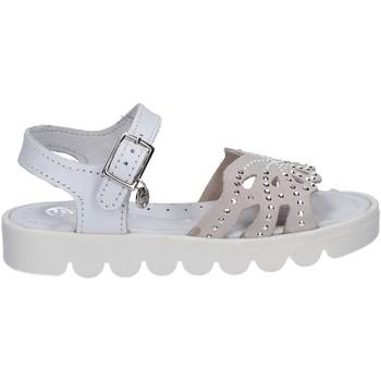 Buty Dziewczynka Sandały Melania ME4047D7E.A Biały