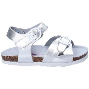 Buty Dziewczynka Sandały Bionatura 22B1005 Szary