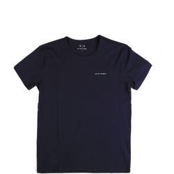 tekstylia Męskie T-shirty z krótkim rękawem Key Up 2G69S 0001 Niebieski