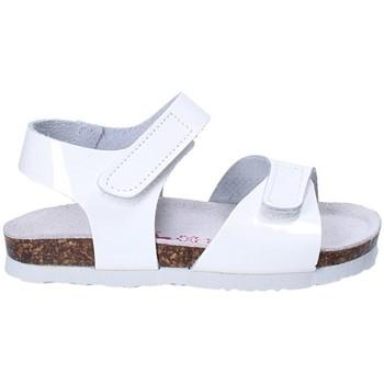 Buty Dziewczynka Sandały Bionatura 22B1019 Biały