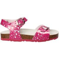 Buty Dziewczynka Sandały Bamboo BAM-10 Różowy