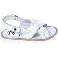 Buty Dziewczynka Sandały Melania ME4096D9E.E Biały