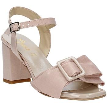 Buty Damskie Sandały Grace Shoes AMALIA Różowy