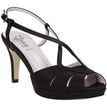 Buty Damskie Sandały Grace Shoes 738E008 Czarny