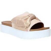 Buty Damskie Klapki Grunland CI1519 Różowy