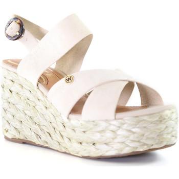 Buty Damskie Sandały Wrangler WL01501A Różowy