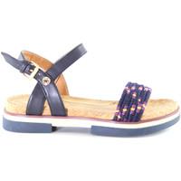 Buty Damskie Sandały Wrangler WL01560A Niebieski