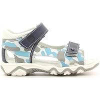 Buty Dziecko Sandały Melania ME8105B6E.B Biały