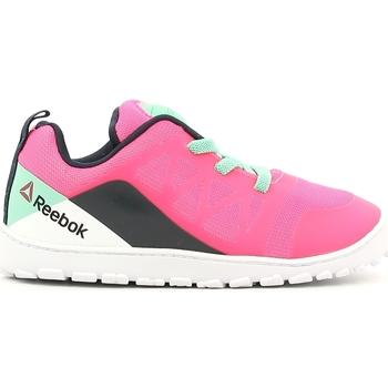Buty Dziecko Trampki niskie Reebok Sport V72559 Różowy