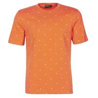 tekstylia Męskie T-shirty z krótkim rękawem Scotch & Soda 160854 Czerwony