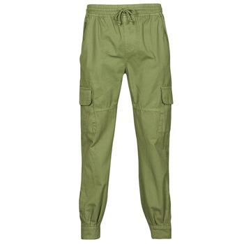 tekstylia Męskie Spodnie bojówki Urban Classics TB4127 Khaki