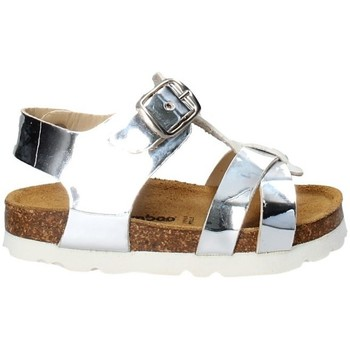 Buty Dziewczynka Sandały Bamboo BAM-215 Szary