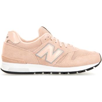 Buty Damskie Trampki New Balance NBWL565BD Różowy