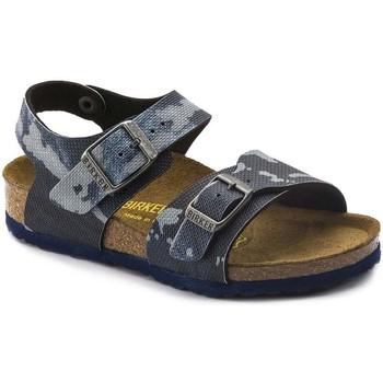 Buty Chłopiec Sandały Birkenstock 1004917 Niebieski