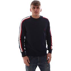tekstylia Męskie Swetry U.S Polo Assn. 52469 52612 Niebieski