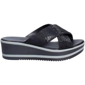 Buty Damskie Klapki Grace Shoes 21114 Czarny