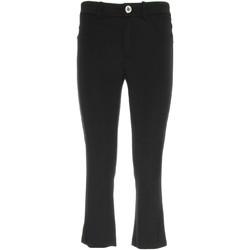 tekstylia Damskie Krótkie spodnie NeroGiardini P960610D Czarny